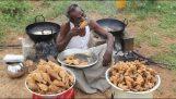 100 चिकन पैर और बेघर बच्चों के लिए पंख पाक कला (इंडिया)