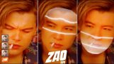 Zao deep fake app