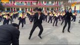 Dance with the school principal