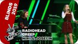 Radiohead – Creep (Mimi & Josefin) – The Voice Kids 2019