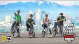 GTA San Andreas w wersji Indonezyjski