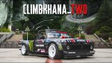 "Ken Block's second ""Climbkhana"""