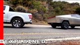 Tesla Cybertruck vs Ford F 150 ha spiegato