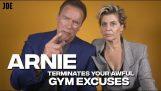 Arnold, die Motivation für die Übung