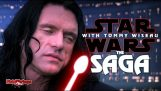 Star Wars with Tommy Wiseau – The movie