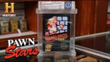 Pawn Stars: Very rare Super Mario sealed game cartridge