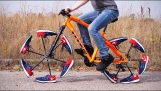The Shoe Bicycle