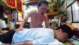 Kung-Fu-Massage