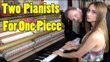 2 Пијанисти за Оне Пиеце