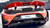 Presentation of the new 2021 McLaren 765LT