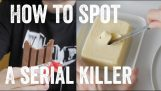 How to identify a serial killer