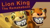 獅子王: 重製靴