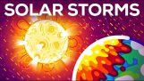 Could a solar storm end civilization?