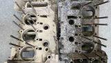엔진 블록 911의 레이저 청소