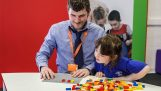 Lego Introduces braille bricks for blind children