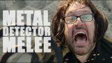 Metal detector duel