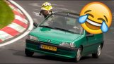Funniest moments at the Nürburgring Nordschleife