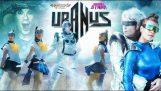 NANOWAR Z OCELI – Uran