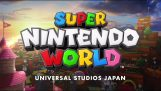 Super Nintendo World Park åbner i februar 2021 i Japan