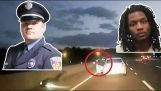 שוטר נורה 6 פעמים על ידי חשוד, מגיב עם 13 זריקות
