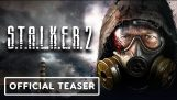 S.T.A.L.K.E.R. 2 In-Engine Gameplay Teaser