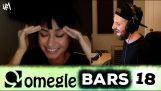 Harry Mack does rap improvisations with strangers on Omegle