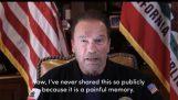 Сообщение от Арнольда Шварценеггера о нападении на Капитолий