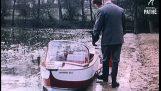 Колісний човен