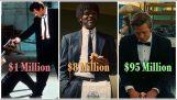 Tarantino's movies at 3 budget levels