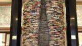 Prahan kirjastorni on tiedon ääretön symboli