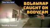 미네소타에서 경찰에 의한 Bolawrap 사용