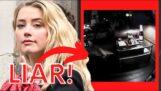 Video som bekräftar Johnny Depps oskuld av våld i hemmet mot Amber Heard