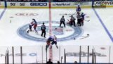 Grande battaglia di hockey: New York Rangers Vs Washington Capitals