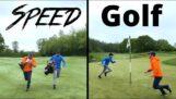 Juega al golf cuando tengas prisa