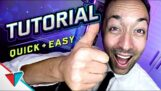 YouTube instructional videos