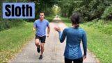 Jos ihmiset juoksevat kuin eläimet