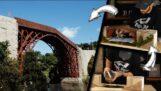 Строительство ультрареалистичной модели моста