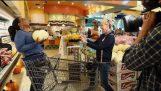 Ellen & Oprah átvenni a hipermarketen 1. rész