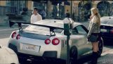 16 YEAR OLD GOLD DIGGER PRANK! WITH A GTR!
