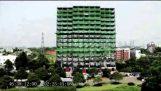 الصين: بناء فندق في ستة أيام