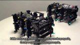 Антикітерський механізм, який зроблений з LEGO