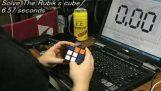 Ο κύβος του Rubik σε 6.57 δευτερόλεπτα