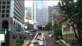 Εντυπωσιακή φωτογράφιση του Hong Kong σε tilt-shift