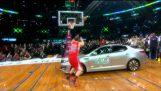 Το κάρφωμα που κέρδισε τον διαγωνισμό στο NBA All Star Game 2011