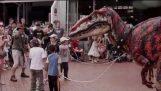 Ρεαλιστικές στολές δεινοσαύρων
