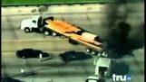 Filmový trailer pronásledování policií