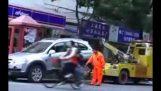 Illegális parkoló: A bosszú