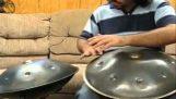 מנגינות נפלא עם לתלות תוף