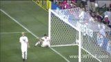 Um soberbo gol de Giovani Dos Santos