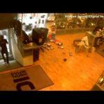 Κάμερα σε κατάστημα κατα την διάρκεια της έκρηξης στο Όσλο
